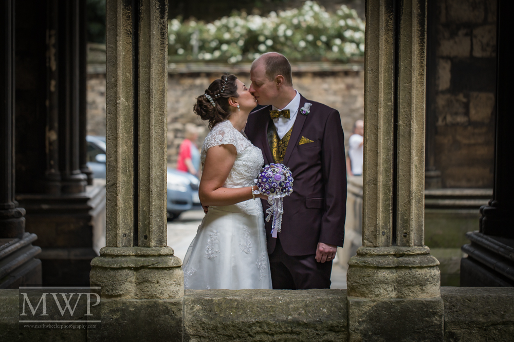 wedding photography, Lincoln Cathedral