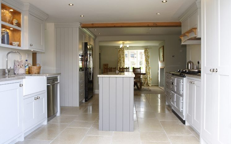 bespoke Mark Williamson Kitchen
