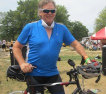 After the 2012 RAGBRAI.