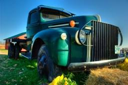 Mark Zastrow | green truck