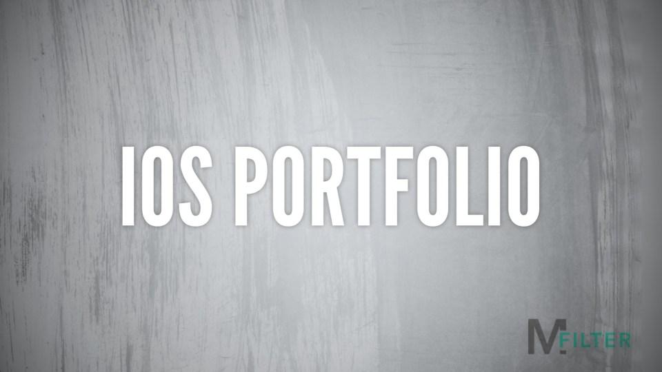 iOS Portfolio