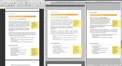 Resultados de conversión de archivos PDF, con Markzware PDF2DTP para usuarios de archivos Adobe InDesign CC (Creative Cloud)