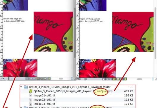 Markzware PDF2DTP for QuarkXPress Down Sampled Images