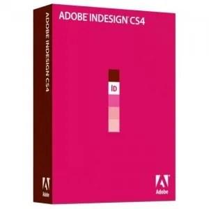 Adobe InDesign CS4 of Adobe Creative Suite