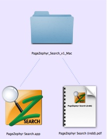 Markzware PageZephyr Search Mac Folder Contents