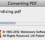 Markzware PDF2DPT Convert PDF to InDesign
