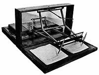 Portable Polygraph, Print Invention used by Thomas Jefferson