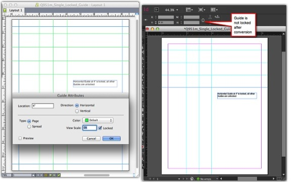 Conversion de fichiers QuarkXPress vers Adobe InDesign CS5-CC 2018, via le kit Q2ID