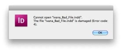 Ouvrez InDesign Corrupted Files (INDD) avec Markzware DTP service de récupération de fichiers