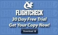 Markzware FlightCheck Free Trial Ad Banner