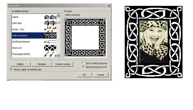 Markzware Pub2ID for InDesign CS6 Border Art