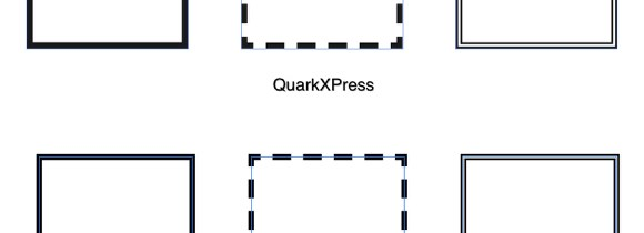 Markzware Q2ID Object Frames