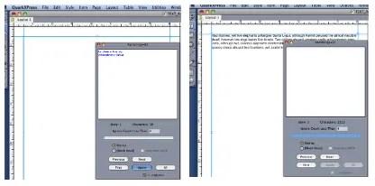 Scavenge Text with Markzware MarkzTools, QuarkXPress XTension