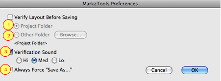 Markzware MarkzTools Project Folder Other Folder