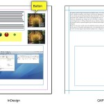 Convertir le document InDesign