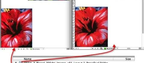 PDF2DTP pour les images InDesign CC Mac Win échantillonné