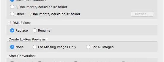 Markzware MarkzTools2 omzetten van uw eerste bestand Start MarkzTools2