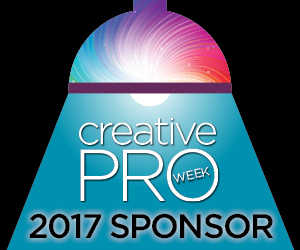 Markzware is a Sponsor of CreativePro Week 2017 (May 22-26, Atlanta, Georgia)