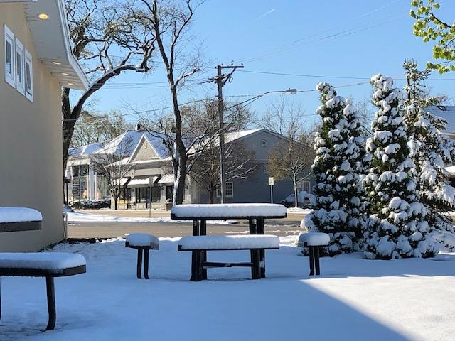 Fuzzy Snow