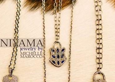 Niyama Jewelry by Michelle Marocco | MarlaMeridith.com