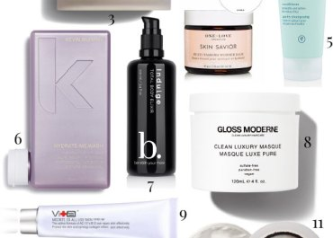 The BEST Skin & Hair Beauty Products for Fall & Winter on Marlameridith.com #beauty #hair #skincare