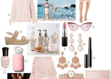 Shop the post: Made You Blush...the hautest pink fashions! MarlaMeridith.com