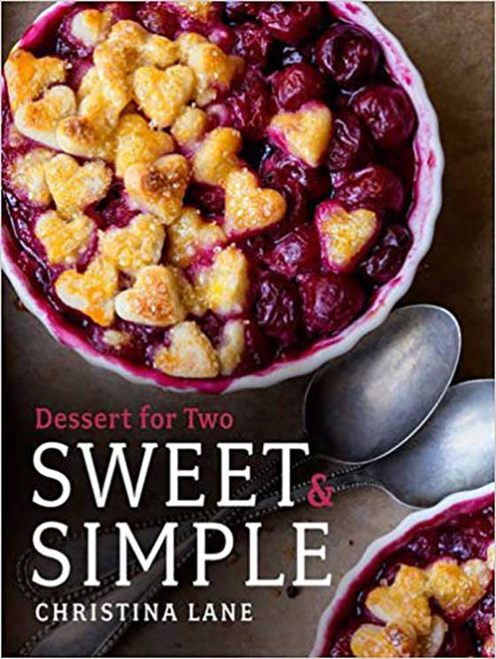 Cookbook Holiday Gift Guide! Sweet & Simple by Christina Lane featured on MarlaMeridith.com