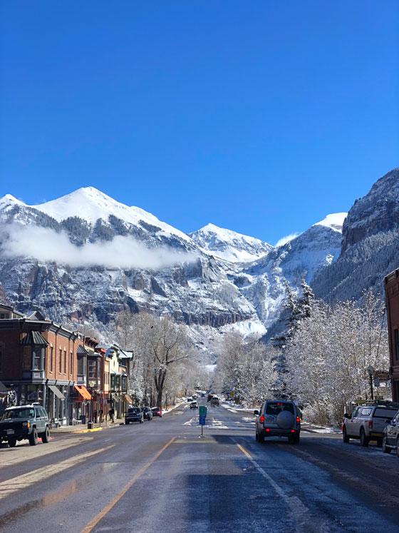 Telluride, Colorado. MarlaMeridith.com