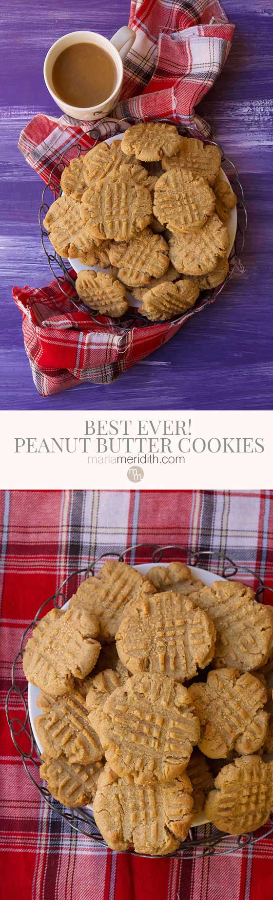 We can't get enough of these absolutely Perfect Peanut Butter Cookies. The recipe is Simple and quick to prepare. Great for work and after-school snacking.