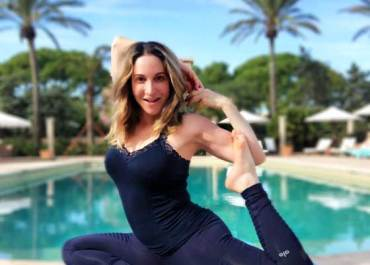 Join me on a virtual yoga journey with Karl Straub on the Island of Mallorca, a luxury holistic retreat. This island in off the coast of Spain in the Mediterranean Sea, the trip of a lifetime! MarlaMeridith.com