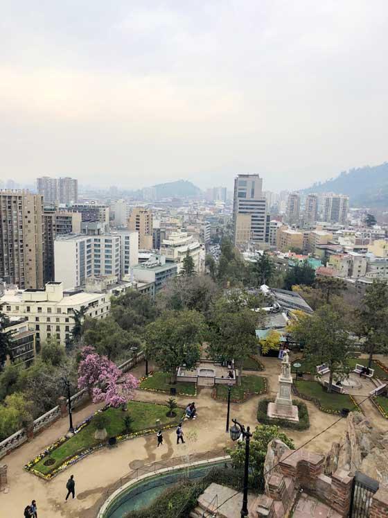 Santiago, Chile. Marla-Meridith.com