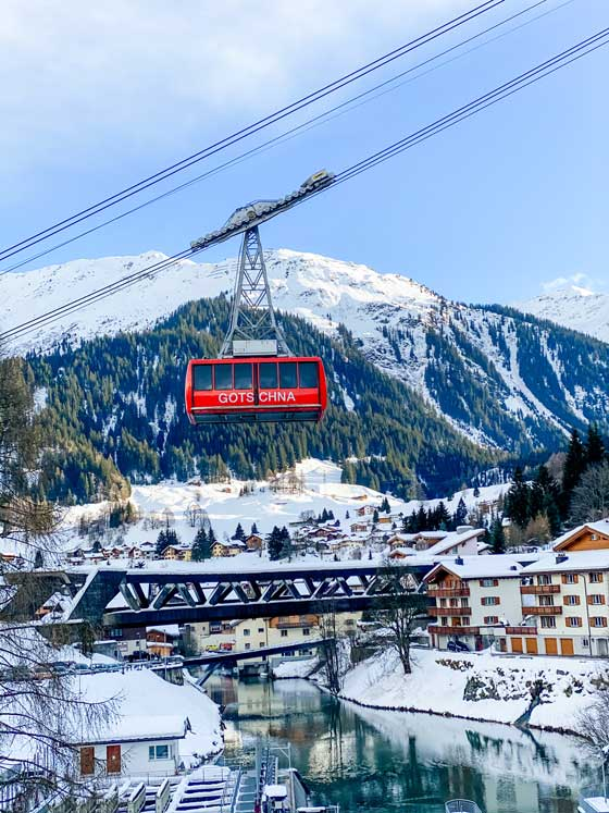 How Skiing in the Alps is Different from the USA. Great tips for ambitious travelers! MarlaMeridith.com