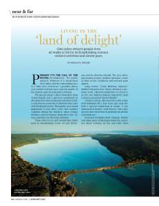 Grand Rapids Magazine - Land of Delight