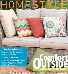 Homestyle Magazine - Bold and Brassy
