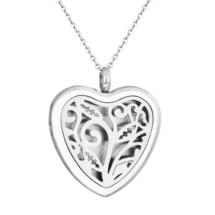 Young Living Essential Oil Diffuser Locket Necklaces