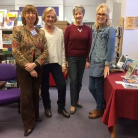 Good company in Bedale at the Community Library