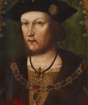 A Hint of History – Meet the Young Henry VIII & Catherine of Aragon
