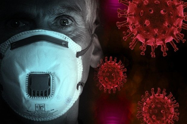 Coronavirus Mask Infection Virus