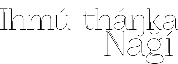 Ihmú Tháŋka Naǧí | Cougar Spirit
