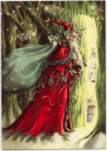 FANTASY CHRISTMAS CARDS Marges8s Blog