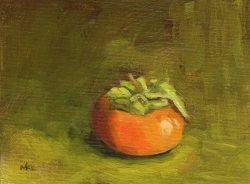 102414 Pomegranate Study 2 8x6 oil