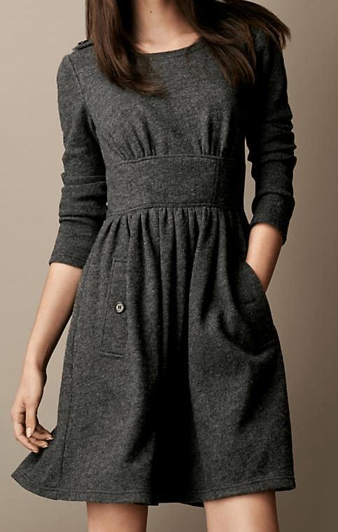 Vestido de inverno