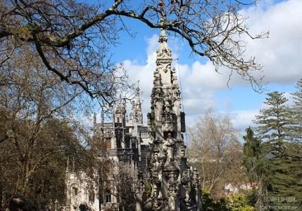 Regaleira Torre da Capela