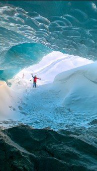 Eishöhle Pitztal