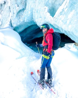 Pitztaler Gletscher Einshöhe