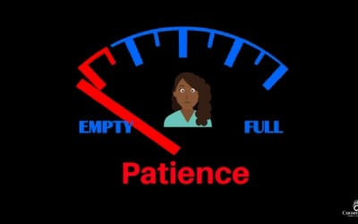 PATIENCE: What to do when it runs out