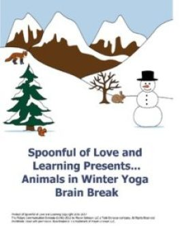Product Description: Animals in Winter yoga brain break can be used independently as a science mini-lesson about animals that migrate, hibernate, and forage for food in the winter. It also goes along with the book Animals in Winter by Henrietta Bancroft and Richard G. Van Gelder, and can be used as a story sequence and vocabulary review.  The Boardmaker pictures can be easily displayed on an interactive white board or document camera and are appropriate and accessible for students of varying abilities and with multiple grade levels.