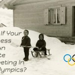 What If Your Business Was An Athlete Competing In the Olympics?