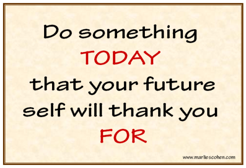 do something today