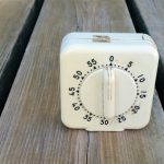 Gardening With The Kitchen Timer Improves Productivity